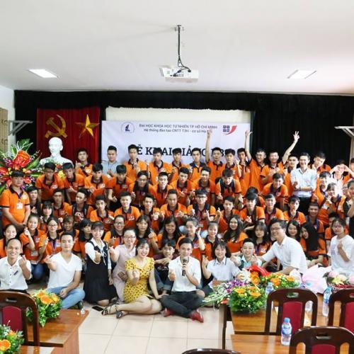 TƯNG BỪNG LỄ KHAI GIẢNG NĂM HỌC MỚI 2018 - 2019 TẠI HỆ THỐNG T3H HÀ NỘI