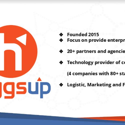 Công ty Higgsup đồng hành cùng ngày hội tốt nghiệp T3H