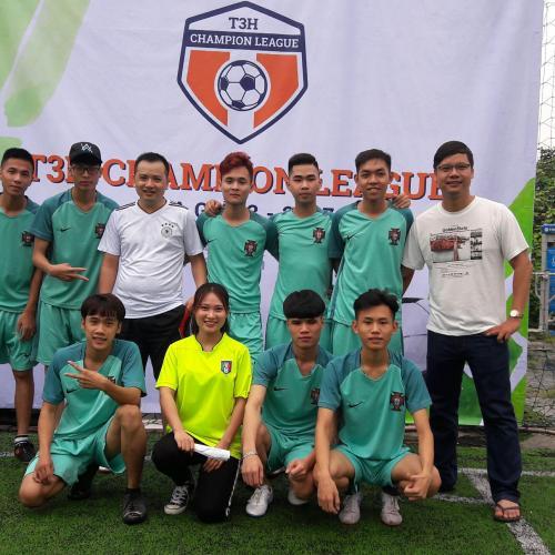"""Khai mạc Giải bóng đá sinh viên T3H Champion League""""  Lần thứ  III - năm 2017"""