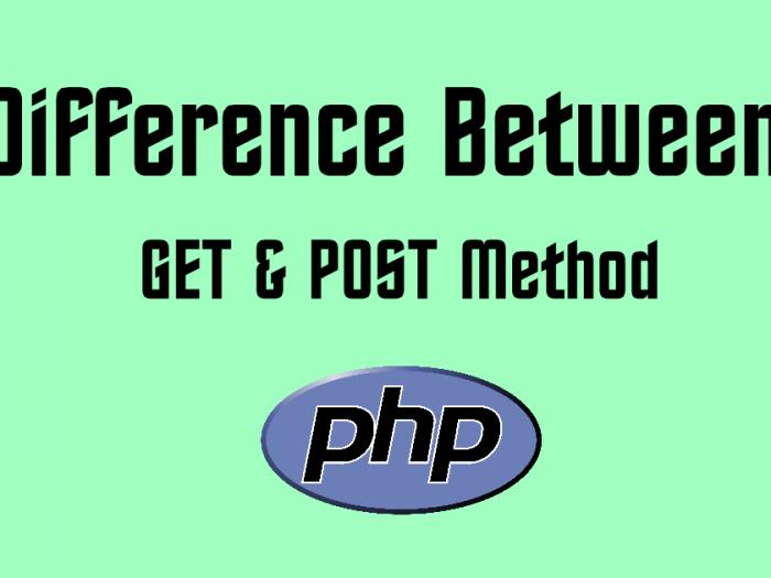 Phương thức Get và Post trong PHP - Tìm hiểu về phương thức Get và Post trong PHP