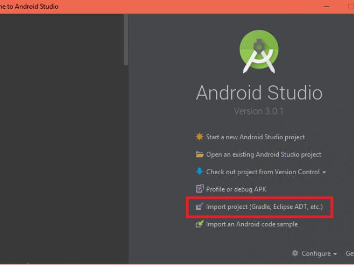 Hướng dẫn Import file trong Android Studio đơn giản
