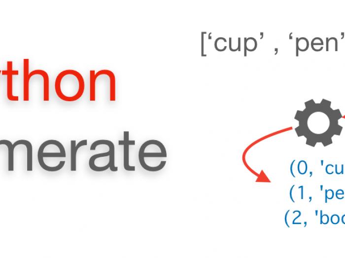 Python enumerate (): Đơn giản hóa vòng lặp với bộ đếm