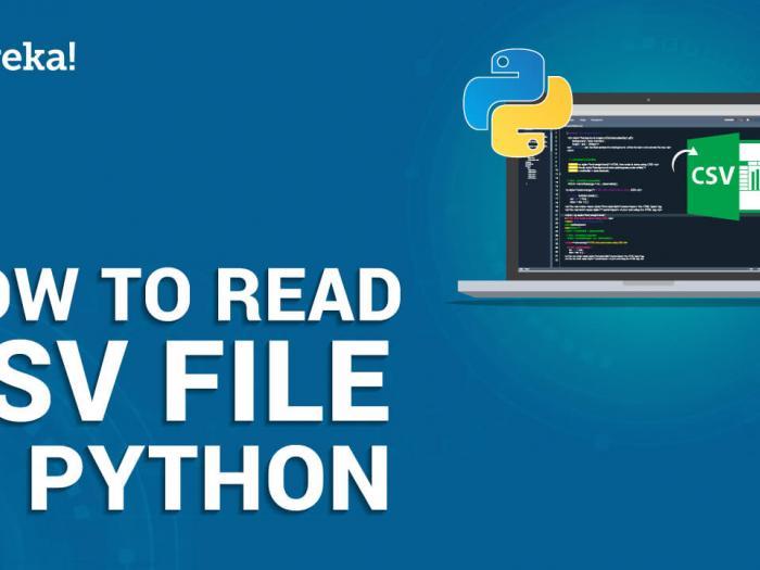 Tệp CSV trong Python - Làm việc với tệp CSV trong Python