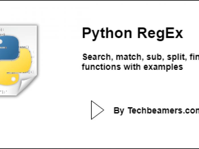 Regex trong Python - Tìm hiểu về biểu thức chính quy trong Python