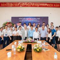 Viện Công nghệ thông tin T3H thành công ký kết hợp tác với Đại học Quốc tế Bắc Hà