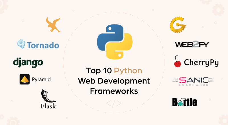 Top Framework Python hoàn hảo dành cho lập trình viên